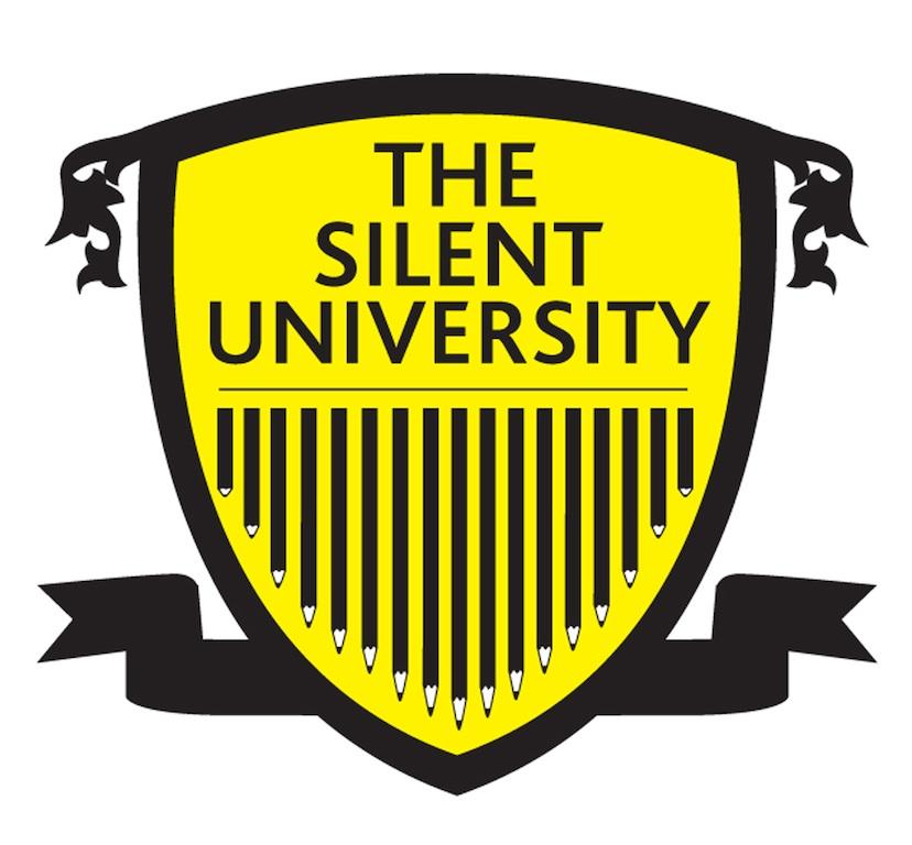 Silent University logo